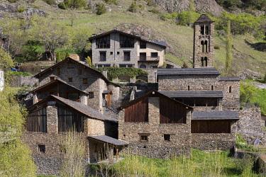 HMS2228956 Andorra, Pal village, Sant Climent church