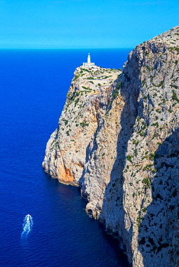 SPA7406AW Formentor lighthouse, Mallorca, Balearic Islands, Spain, Europe