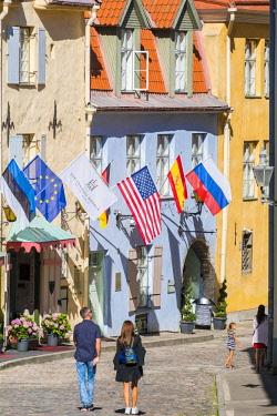 HMS2869317 Estonia (Baltic States), Harju region, Tallinn, historical center listed as World Heritage by UNESCO