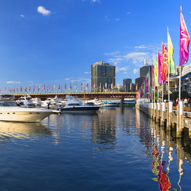 AUS3055AWRF Darling Harbour, Sydney, New South Wales, Australia