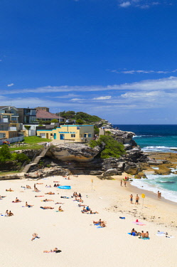 AUS2934AW Tamarama Beach, Sydney, New South Wales, Australia