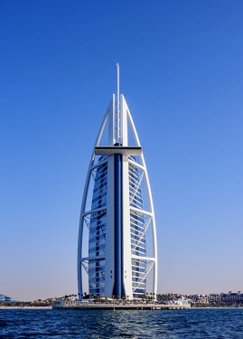 UAE0558AW Burj Al Arab Luxury Hotel, Dubai, United Arab Emirates