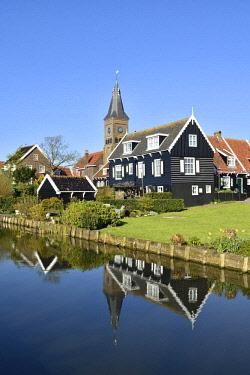 HMS2236873 Netherlands, Northern Holland, Marken village