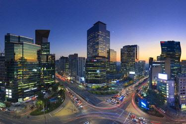 KR01337 South Korea, Seoul, Gangnam district