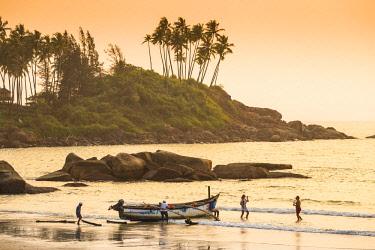 IN06427 India, Goa, Agonda Beach