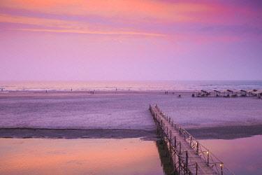 IN06463 India, Goa, Mandrem beach