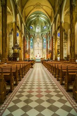 CA04323 Canada, Quebec, Montreal, Saint Patrick's Basilica