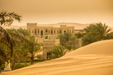 UE02532 Anantara Qasr Al Sarab resort, Empty Quarter (Rub Al Khali), Abu Dhabi, United Arab Emirates
