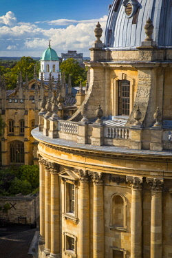 Radcliffe Camera, Science Library, Oxford, Oxfordshire, England