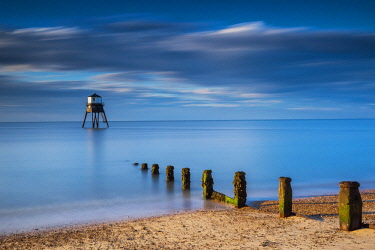 ENG15521AW Dovercourt Lighthouse, Essex, England