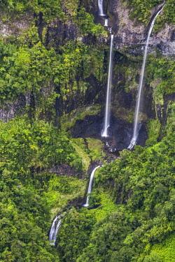 RE01095 Reunion island (French overseas department), Parc National de La Reunion (Reunion National Park)