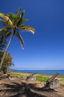 RE01121 Reunion island (French overseas department), Saint Paul, Jardin de Fort Dauphin