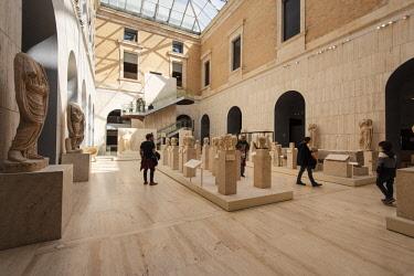 SPA7689AW Museo Arqueologico Nacional (National Archeological Museum), Madrid, Spain