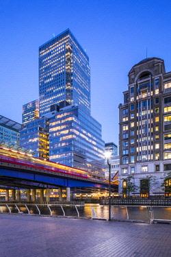 UK11474 Canary Wharf, Docklands, London, England, UK