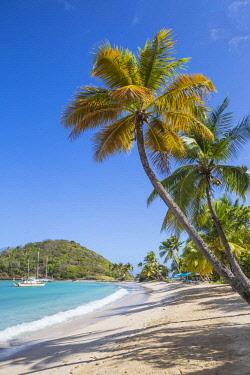 SVG01186 St Vincent and The Grenadines, Mayreau, Saltwhistle Bay