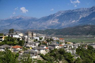 IBXNIT04451223 Gjirokaster, Mali i Gjere Mountains, Epirus, Albania, Europe