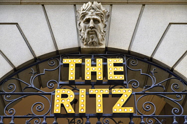 IBLDIG04389624 The Ritz, Hotel, detail, Piccadilly, London, United Kingdom, Europe