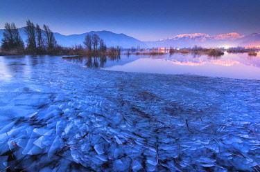 CLKMR88717 Torbiere del Sebino Natural reserve, Lombardy district, Brescia province, Italy.