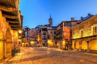 SPA7900AW Albarracin, Aragon, Spain