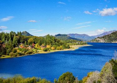 ARG2724AW Lake Moreno, Llao Llao, Nahuel Huapi National Park, Rio Negro Province, Argentina