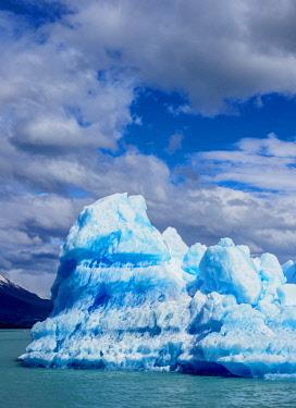 ARG2762AW Iceberg on Lake Argentino, Los Glaciares National Park, Santa Cruz Province, Patagonia, Argentina