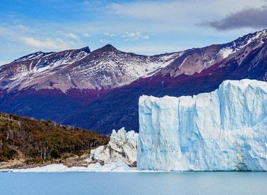 ARG2768AW Perito Moreno Glacier, Los Glaciares National Park, Santa Cruz Province, Patagonia, Argentina