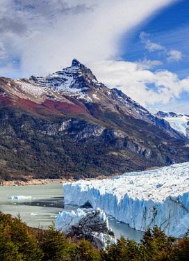 ARG2769AW Perito Moreno Glacier, elevated view, Los Glaciares National Park, Santa Cruz Province, Patagonia, Argentina
