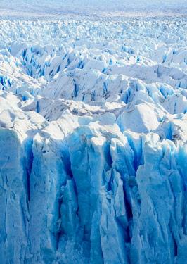 ARG2774AW Perito Moreno Glacier, elevated view, Los Glaciares National Park, Santa Cruz Province, Patagonia, Argentina
