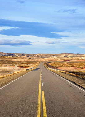 ARG2826AW Ruta 40 near Perito Moreno Town, Santa Cruz Province, Patagonia, Argentina