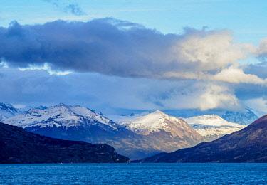 ARG3055AWRF Lake Argentino, Los Glaciares National Park, Santa Cruz Province, Patagonia, Argentina
