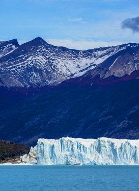 ARG3063AWRF Perito Moreno Glacier, Los Glaciares National Park, Santa Cruz Province, Patagonia, Argentina
