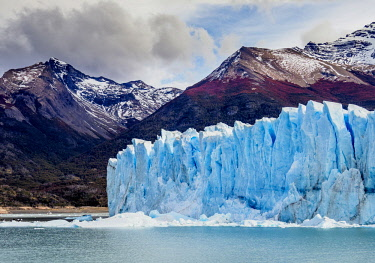 ARG3064AWRF Perito Moreno Glacier, Los Glaciares National Park, Santa Cruz Province, Patagonia, Argentina