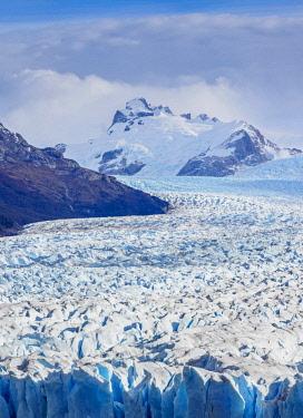ARG3066AWRF Perito Moreno Glacier, elevated view, Los Glaciares National Park, Santa Cruz Province, Patagonia, Argentina