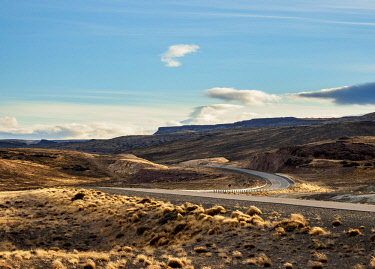 ARG3085AWRF Ruta 40 near Perito Moreno Town, Santa Cruz Province, Patagonia, Argentina