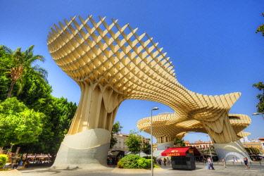 SPA7982AW Metropol Parasol, Sevilla, Andalusia, Spain