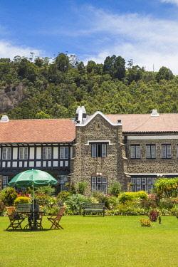 SL01188 Sri Lanka, Nuwara Eliya, The Hill Club, Hotel and private gentleman's club, whose founding members were mostly British coffee, cinchona or tea planters now a hotel,