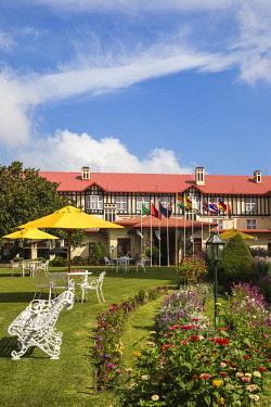 SL01217 Sri Lanka, Nuwara Eliya, The Grand Hotel, The former residence of Sir Edward Barnes, Governor of Sri Lanka from 1830 to 1850