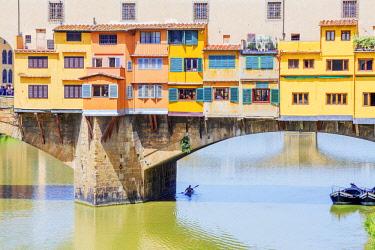 ITA13117AW Ponte Vecchio, Florence, Tuscany, Italy, Europe