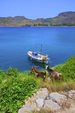 GR06528 Karathona Beach, Nafplio, Argolis, The Peloponnese, Greece, Southern Europe