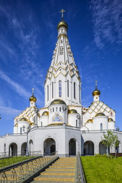BY047RF All Saints Church, Minsk, Belarus