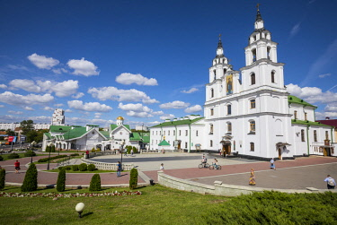 BY01025 Cathedral of the Holy Spirit, Trinity Suburb, Minsk, Belarus