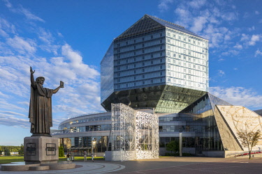 BY01134 National Library of Belarus, Minsk, Belarus