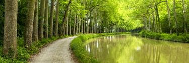 FRA10401AW Canal du Midi, Occitanie, France