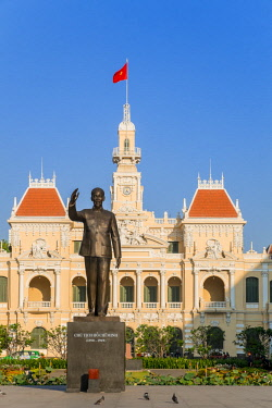 HMS2479840 Vietnam, Ho Chi Minh City (Saigon), City Hall