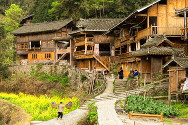 CLKNM89203 Langde Village, Guizhou, China