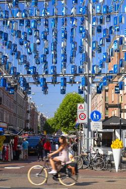 NLD0943AW De Pijp Market, Amsterdam, Noord Holland, Netherlands
