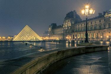 CLKFV89568 The Louvre Museum, Paris, France