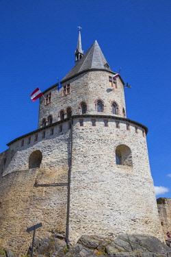 LX01062 Luxembourg, Vianden, Vianden castle