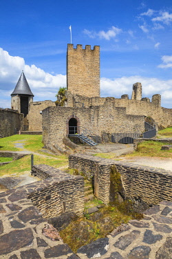 LX01109 Luxembourg, Bourscheid , Bourscheid Castle