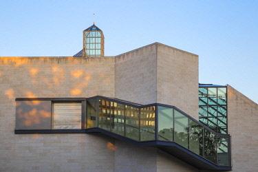 LX01120 Luxembourg, Luxembourg City, Kirchberg, MUDAM-Museum of Modern Art Grand-Duc Jean